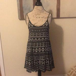 Dresses & Skirts - Low Back Aztec Dress